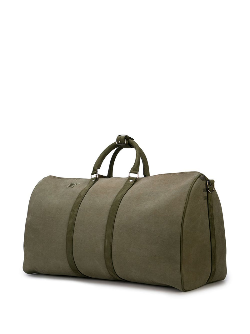 READYMADE VINTAGE MILITARY DUFFLE OVERNIGHT BAG