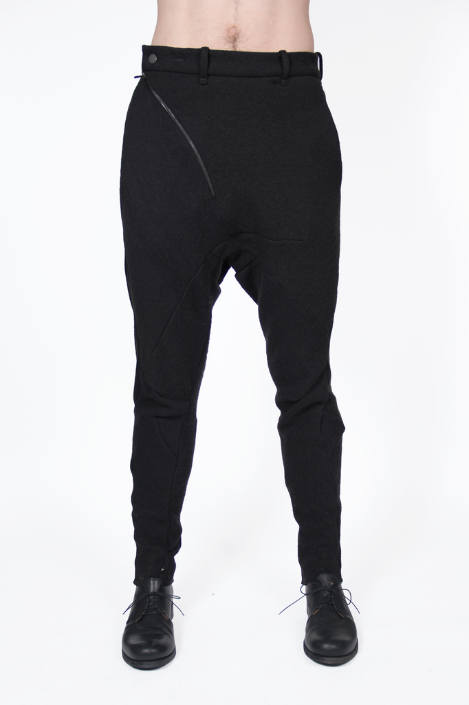 LEON EMANUEL BLANCK DISTORTION CHEM PANT