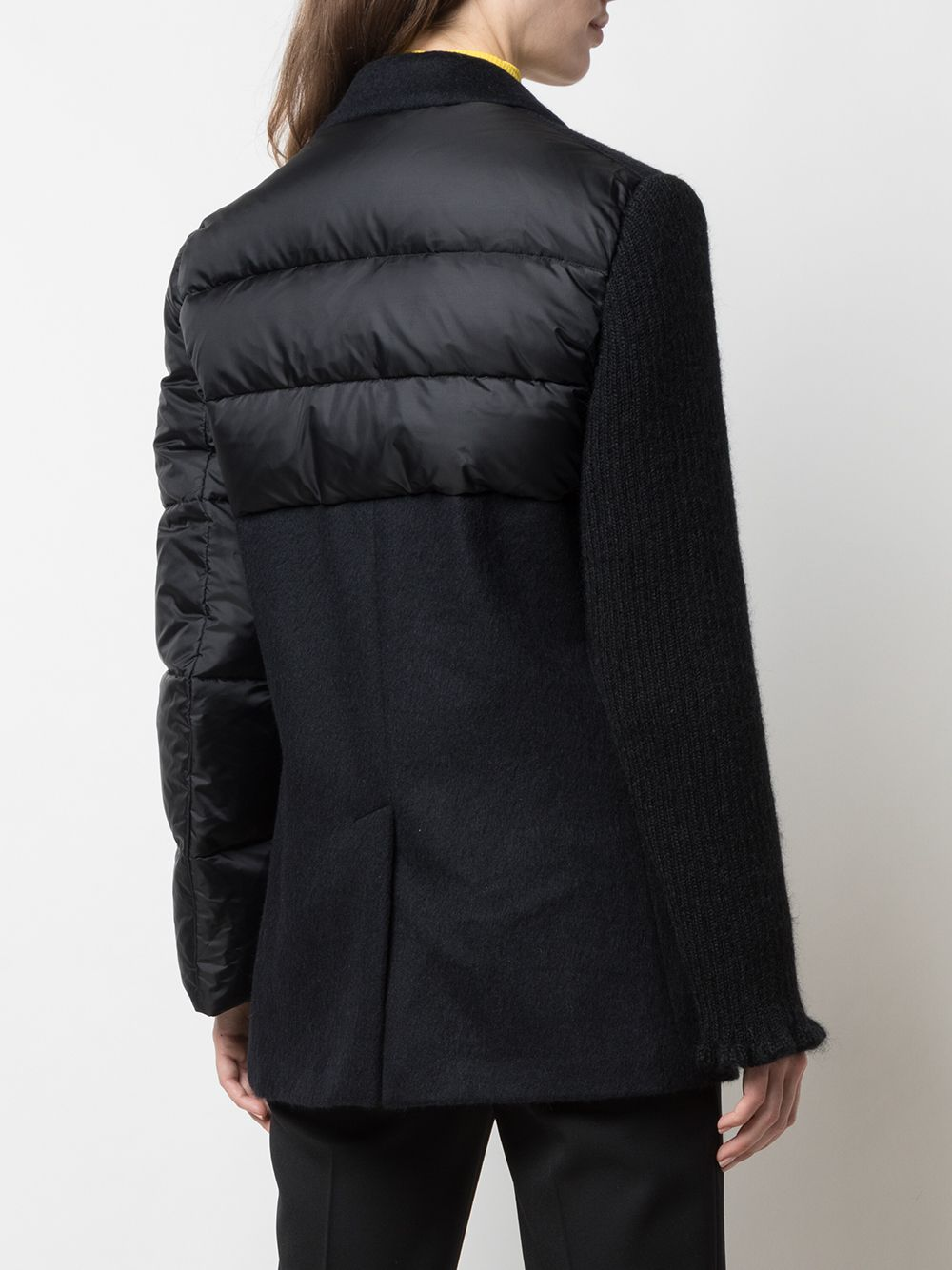 UNDERCOVER WOMEN DOWN SLEEVE DOUBLE BREASTED JACKET