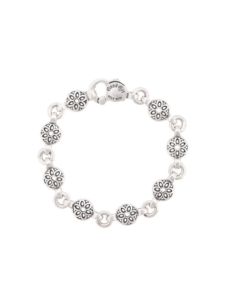 GOOD ART HLYWD ROSETTE DISC BRACELET NO. 6