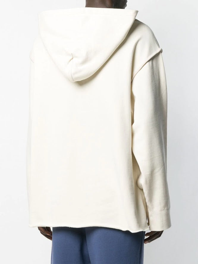 AMBUSH UNISEX WOVEN WAVES CAPE HOODIE