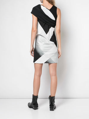 RICK OWENS WOMEN BANANA TANK TUNIC DRESS