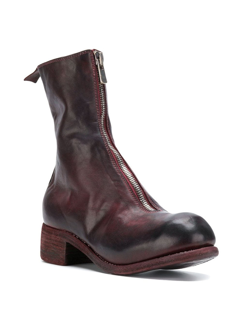 GUIDI WOMEN SOFT HORSE LEATHER PL2 BOOTS