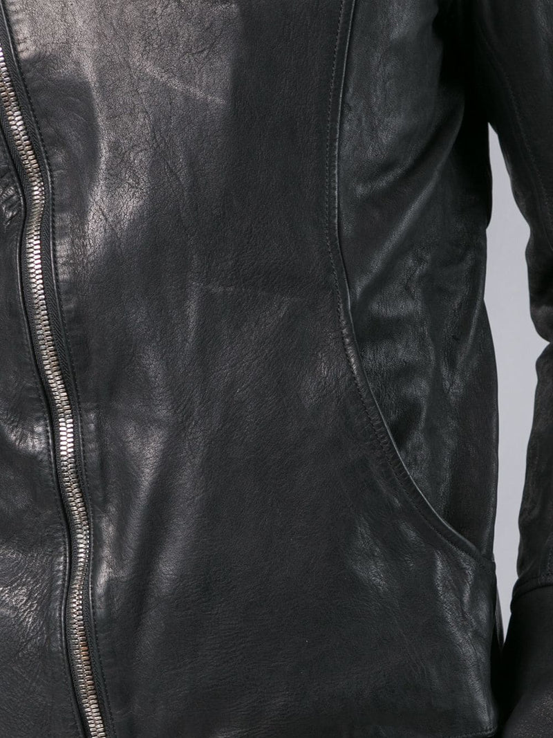 GUIDI X LAYER-0 MEN BIKER JACKET