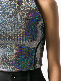 KIRIN WOMEN MOSAIC SLEEVELESS TOP