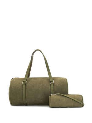 READYMADE VINTAGE MILITARY DUFFLE PAPILLON BAG