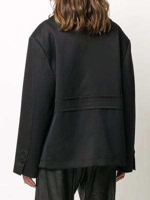 MM6 WOMEN OVERSIZED JACKET