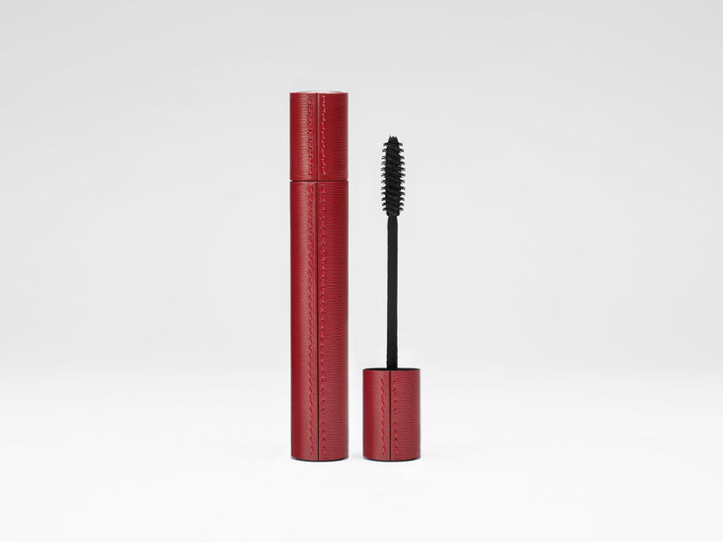 LA BOUCHE ROUGE FINE LEATHER MASCARA SLEEVE