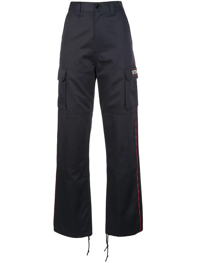 VETEMENTS WOMEN POLICE CARGO TROUSER