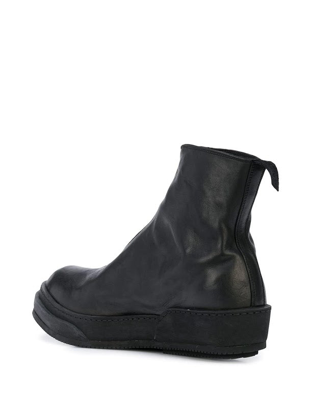 GUIDI MEN PLS HORSE LEATHER SNEAKERS