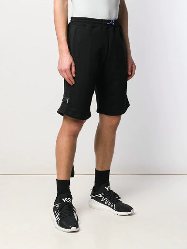 UNRAVEL MEN TERRY BASKETBALL SHORTS