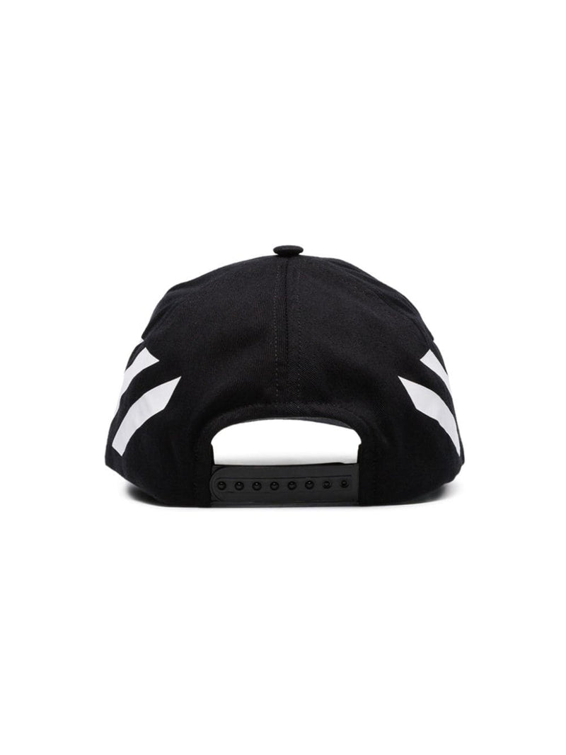 OFF WHITE MEN DIAG BASEBALL CAP