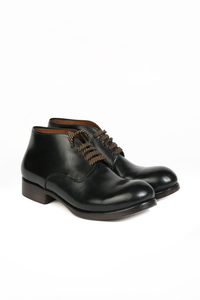 M_MORIA WOMEN SHELL CORDOVAN DERBY BOOT