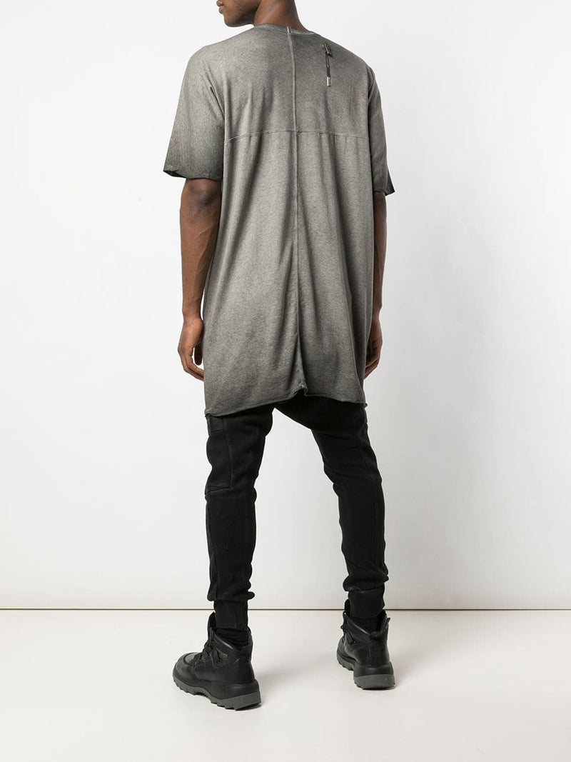 BORIS BIDJAN SABERI MEN ONE PIECE T-SHIRT OVERSIZE