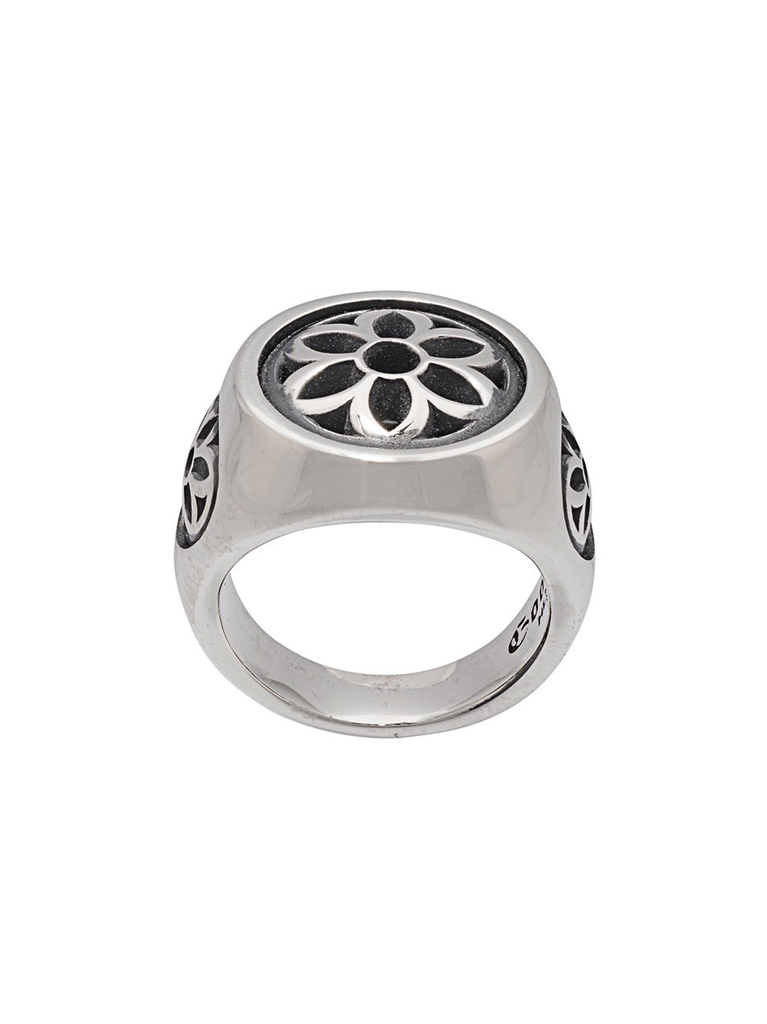 GOODART HLYWD MEDIUM CLUB RING