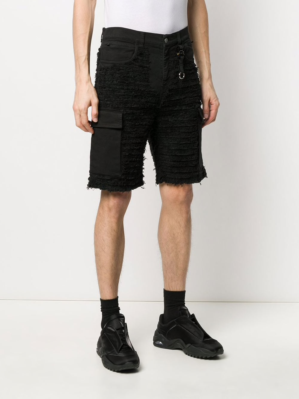 1017 ALYX 9SM MEN BLACKMEANS SHORTS