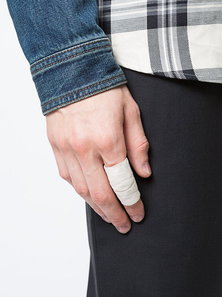 DETAJ LARGE BANDAGE RING