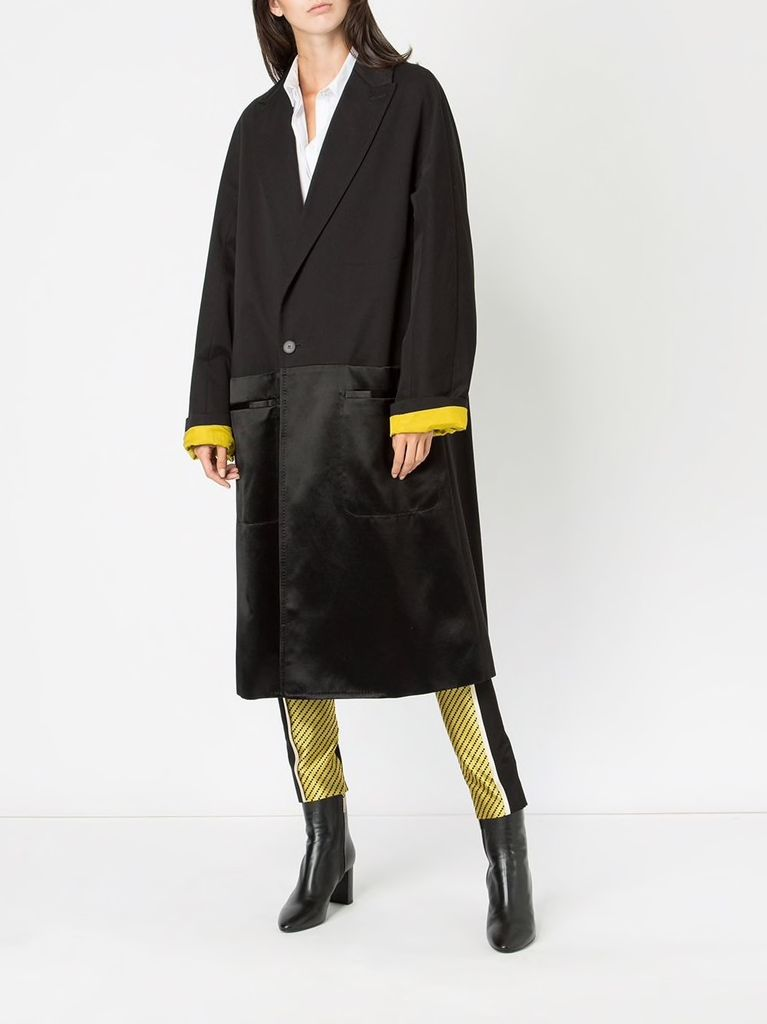 HAIDER ACKERMANN WOMEN OVERSIZED COAT 184-1100-175-099