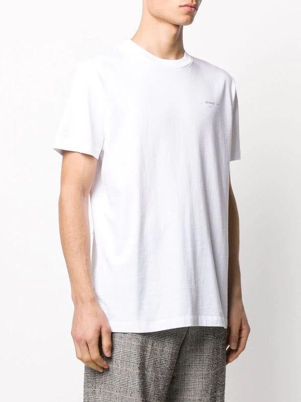 OFF-WHITE MEN ARROW LOGO S/S SLIM TEE