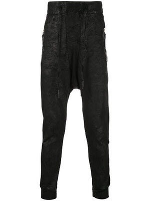 11 BY BORIS BIDJAN SABERI MEN BLACK DYE COATING P13 F-1229