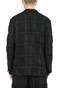 ZIGGY CHEN MEN CHECK JACKET