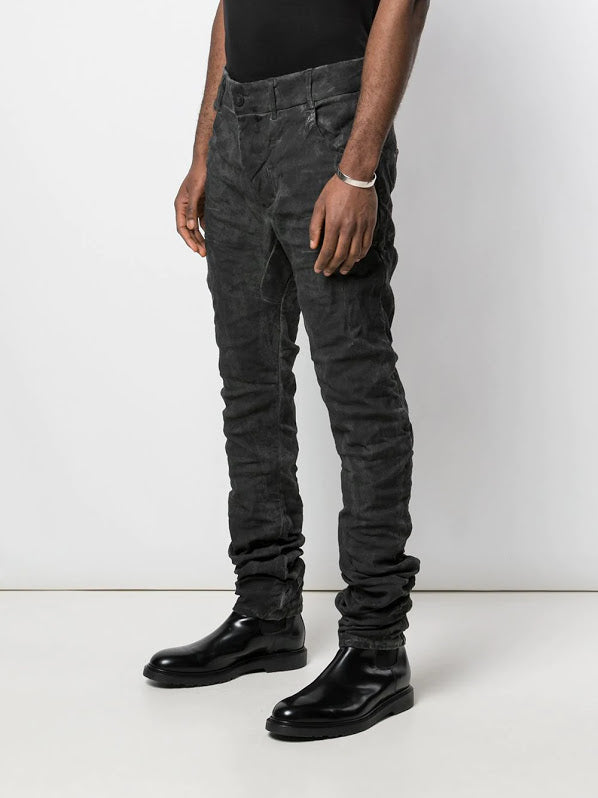 BORIS BIDJAN SABERI MEN TIGHT FIT P13 PANTS
