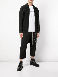 YOHJI YAMAMOTO POUR HOMME NEW ERA EDITION LONG SLEEVE T-SHIRT