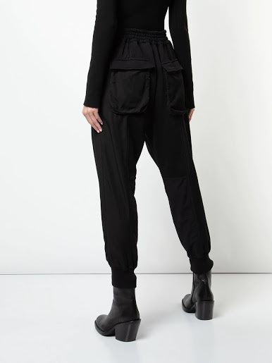 HAIDER ACKERMANN WOMEN COTTON JOGGING
