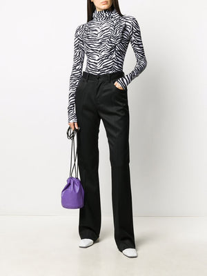 MM6 WOMEN TAILORED TROUSERS