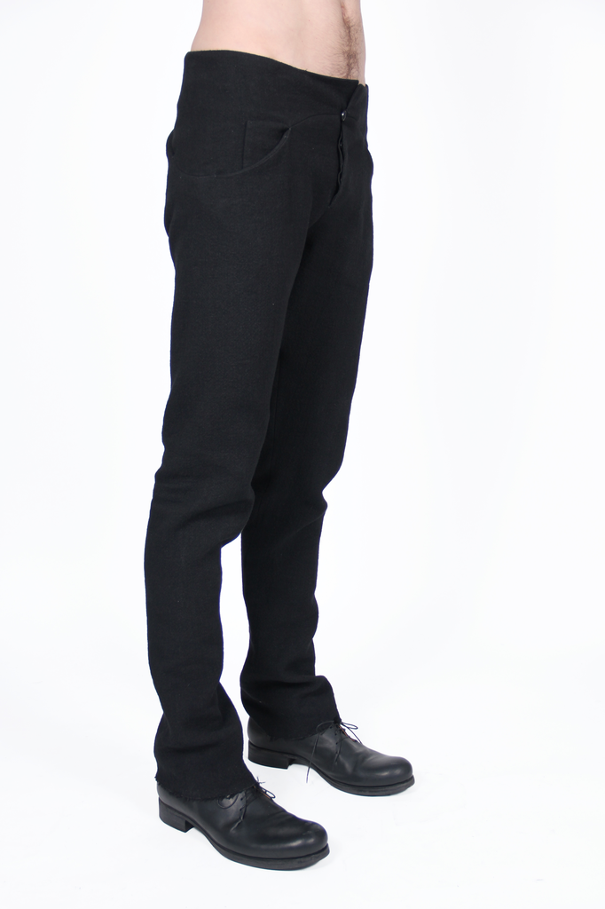MA+ MEN 5 POCKET MEDIUM FIT PANT