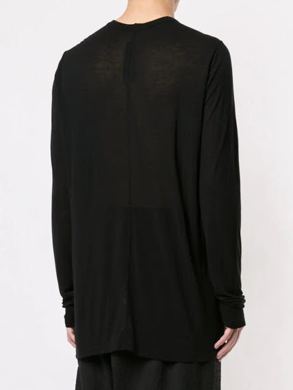 RICK OWENS MEN LONG SLEEVE LEVEL T