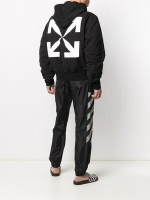 OFF-WHITE MEN ARROW VINTAGE BOMBER JACKET