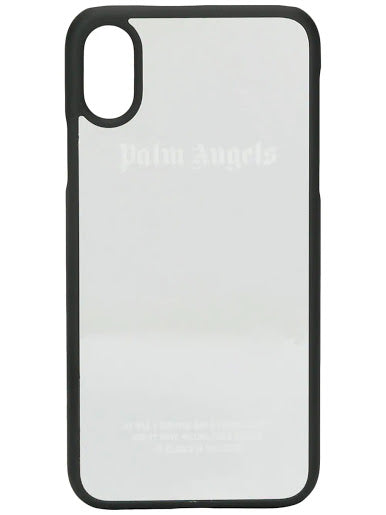PALM ANGELS METAL IPHONE X COVER