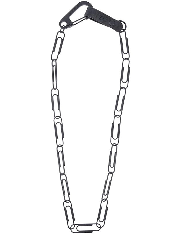 OFF-WHITE PAPERCLIP CHAIN