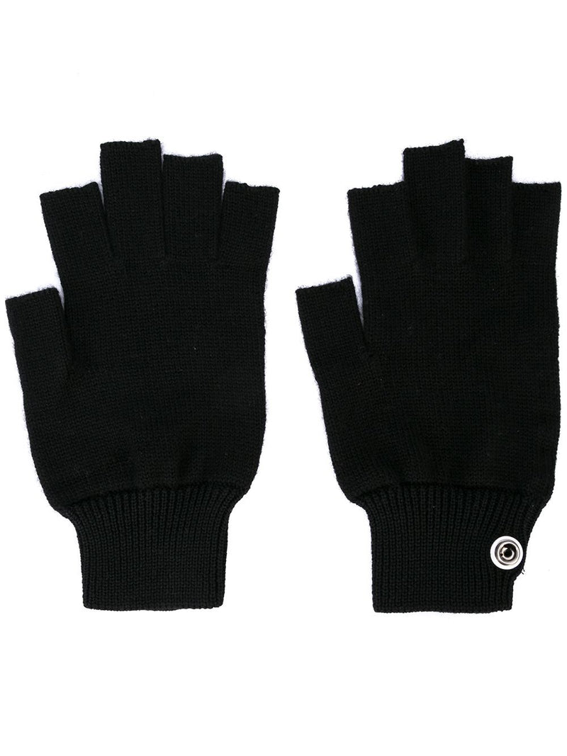 RICK OWENS MEN FINGERLESS GLOVES