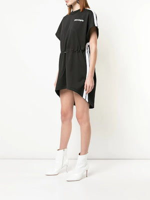 PALM ANGELS WOMEN TRACK DRESS