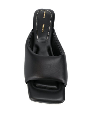 PROENZA SCHOULER WOMEN LEATHER SANDALS