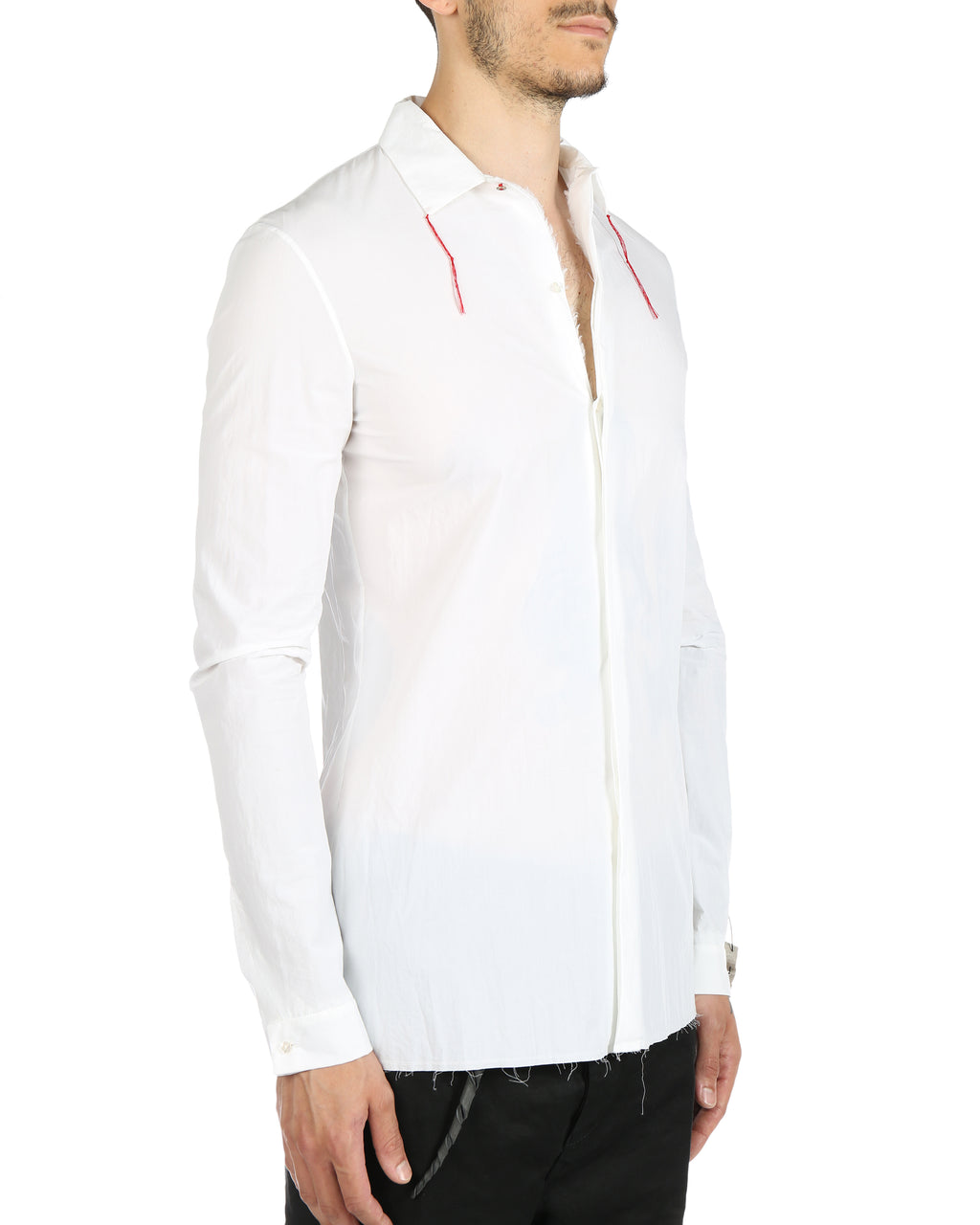 MA+ MEN FITTED SHIRT