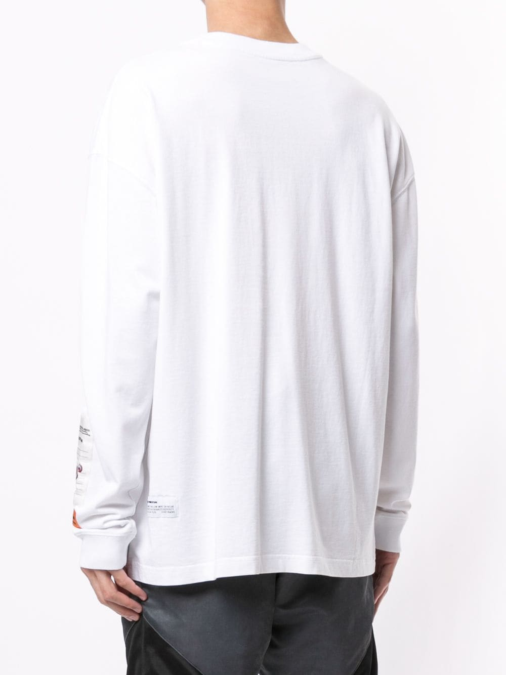HERON PRESTON MEN LS T-SHIRT REG KS HERON
