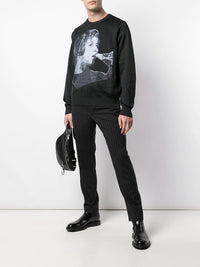 UNDERCOVER MEN PATCH SWEATER
