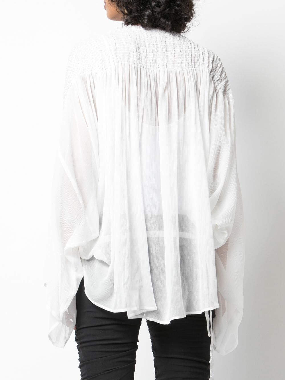 ANN DEMEULEMEESTR WOMEN CUPID TOP