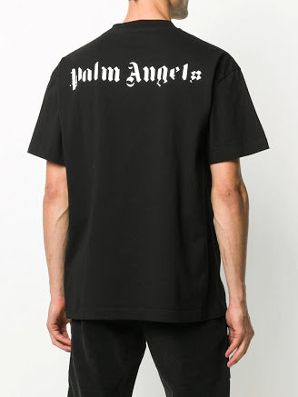 PALM ANGELS MEN SKULLS TEE