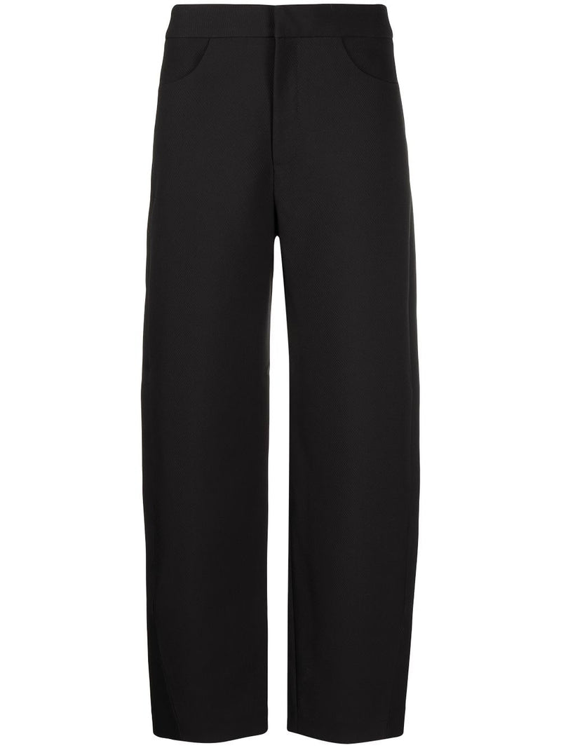 TOTEME WOMEN TWISTED SEAM TROUSERS
