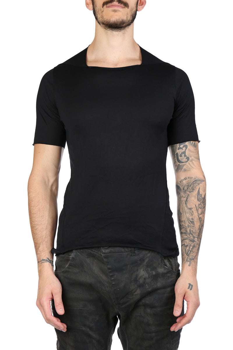 MA+ MEN CREWNECK FITTED SHORT SLEEVE T-SHIRT