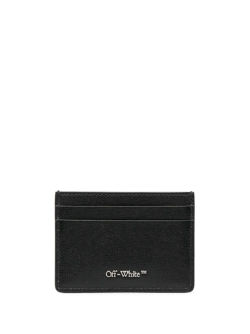 OFF-WHITE MEN DIAG CARDHOLDER