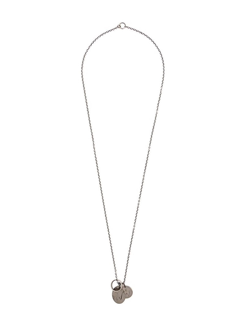 WERKSTATT MUNCHEN X ATELIER NY NECKLACE TWO TAG M3740
