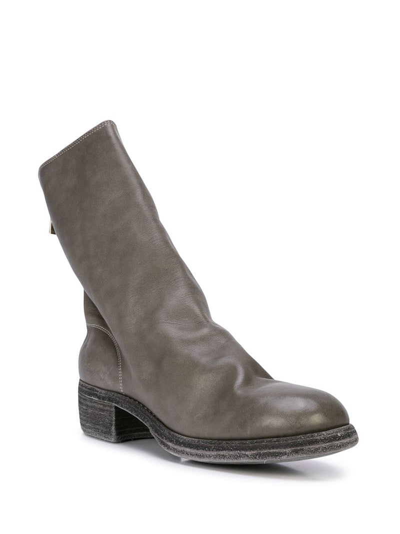 GUIDI MEN HORSE LEATHER 788Z BOOTS