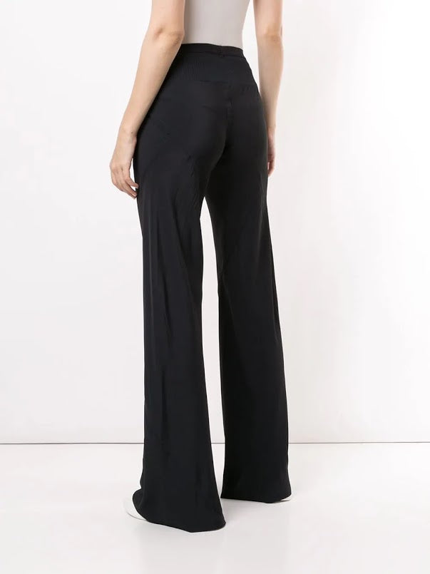 RICK OWENS WOMEN BIAS PANTS