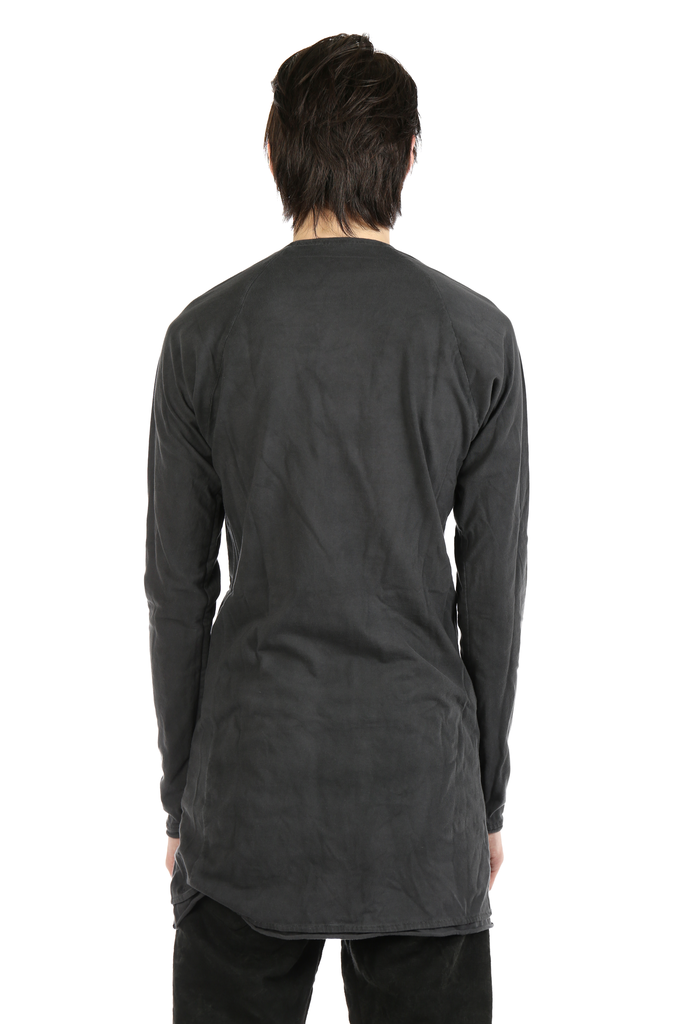 LAYER-0 MEN LONG T-SHIRT