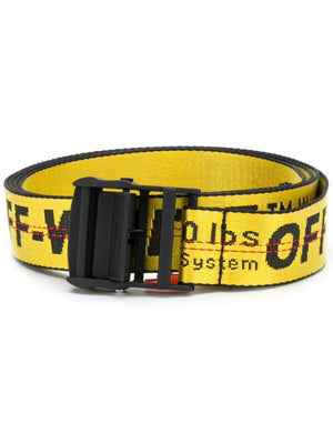 OFF-WHITE MEN CARRYOVER INDUSTRIAL BELT